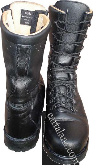 австрийские армейские ботинки
